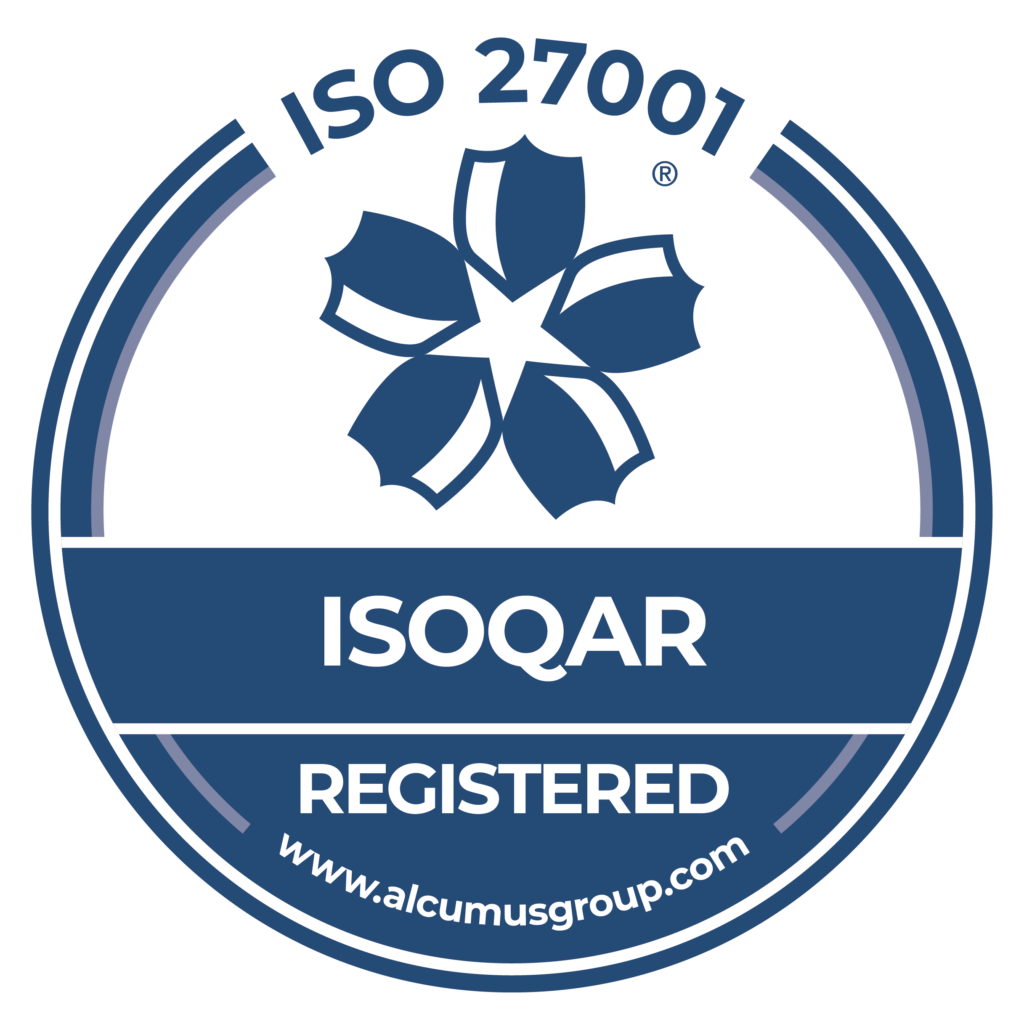 ISO 27001 Accreditation