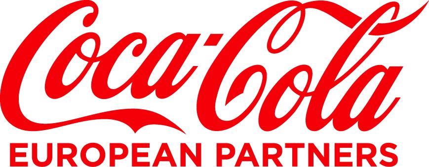 coca cola european partners logo